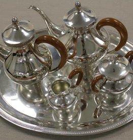 Vintage zilveren servies 1954-1964 Brussel