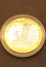 """Silver round """"Nederland""""(The Netherlands)"""