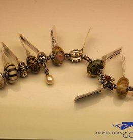 Trollbeads Trollbeads rerited special discount bracelet EARTH TONES