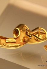 Vintage Paloma Picasso 18 carat gold earrings