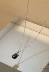 MAS Jewelz MAS necklace hematite silver