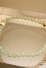 MAS Jewelz MAS bracelet amazonite gold model 1 M