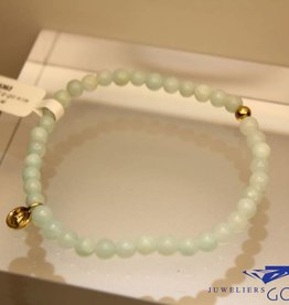 MAS Jewelz MAS bracelet amazonite gold model 1 M