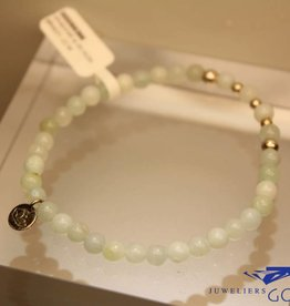 MAS Jewelz MAS bracelet amazonite silver  model 2 M