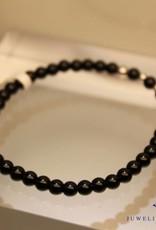 MAS Jewelz MAS bracelet blackstone silver model 2 M
