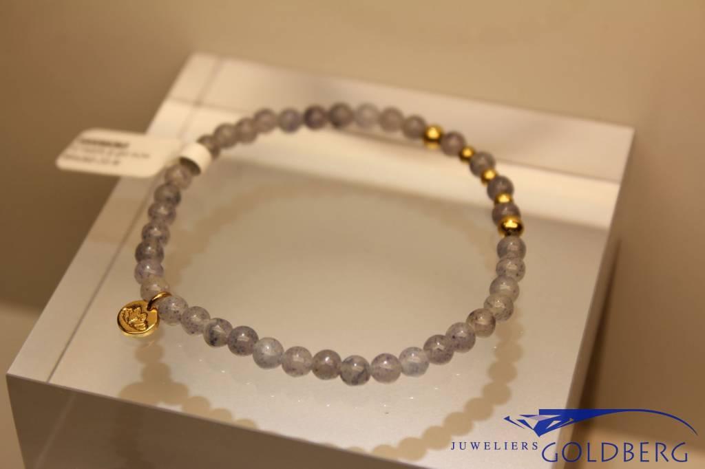 MAS Jewelz MAS bracelet blue quartz gold model 2 M
