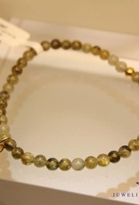 MAS Jewelz MAS bracelet labradorite gold model 1 M