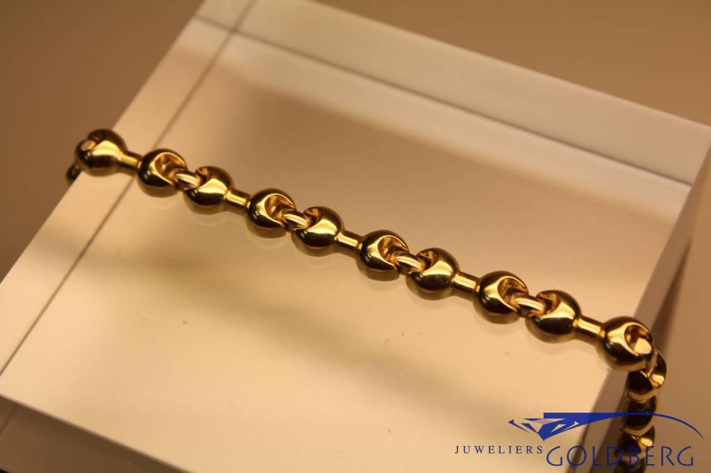14 carat gold design bracelet