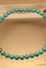 MAS Jewelz MAS bracelet turquoise silver model 1 M