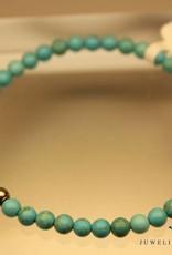 MAS Jewelz MAS bracelet turquoise silver model 2 M