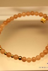 MAS Jewelz MAS bracelet Jade Mocha gold model 2 M