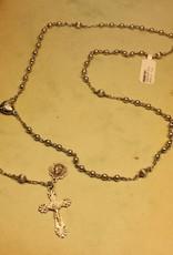 Dutch silver rosary by J.C.E. Reijen 1924-1947.