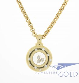 Chopard Happy Diamonds hanger en collier 79/1868-20