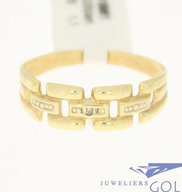 Vintage 14 carat gold ring