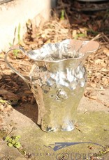 Silver pitcher modern design