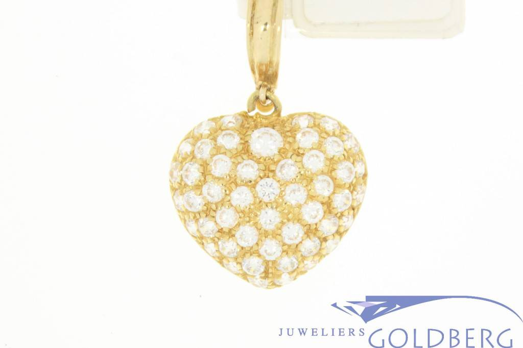 shaped heart gold white nl diamond cluster fancy jewelry in hw pendant wg sku necklace with this