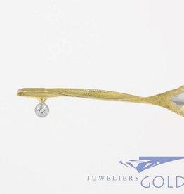 Lapponia gold brooch Bjorn Weckstrom