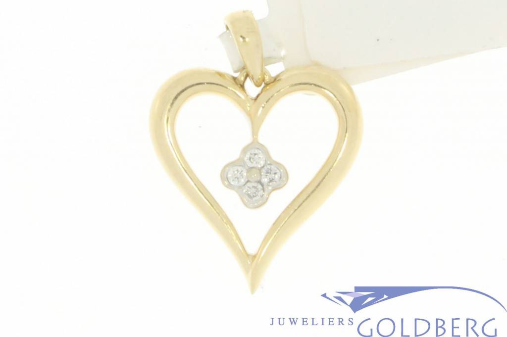 prod zirconia pendant swarovski hei heart shaped with sterling silver made wid qlt p