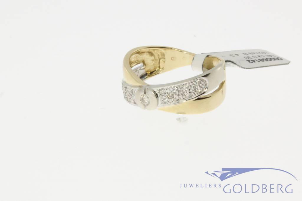 030 carat diamond vintage 14 carat gold ring with approx