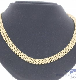 Vintage 14 carat gold necklace 45 cm