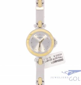 Pequignet ladies watch steel-gold 24,5mm