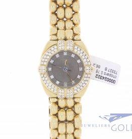 Chopard Gstaad 32/5120 goud met diamant
