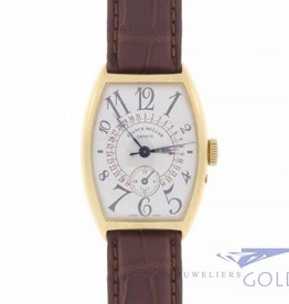 Franck Muller Master of Complication 5850 Q 24 18k geelgoud