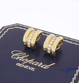 Chopard La Strada earrings with diamond
