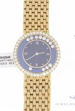 Chopard Happy Diamond 18 carat gold watch