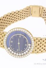 Chopard Happy Diamond 18k gouden horloge