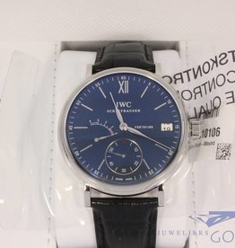 IWC watches IW510106 & IW458102
