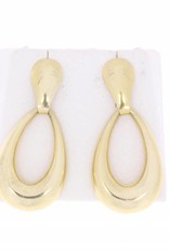 Vintage 14 carat gold earrings