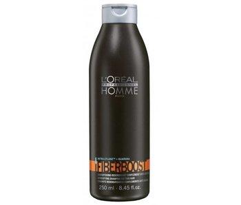 L'Oreal L'oreal Homme Fiberboost Shampoo 250 ml