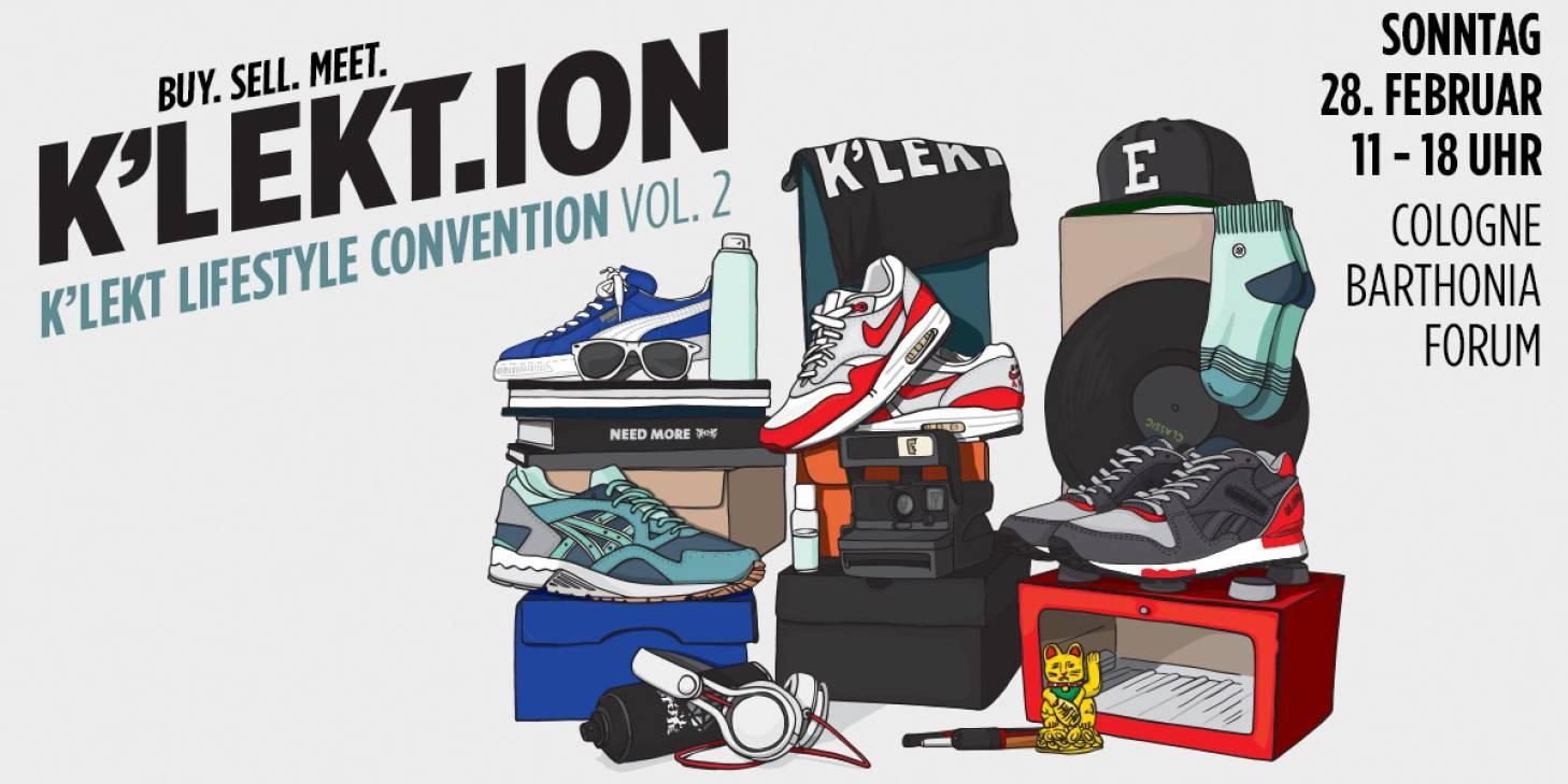 SHOWBOX 2.0 RELEASE AT KLEKTION Vol.2 Cologne