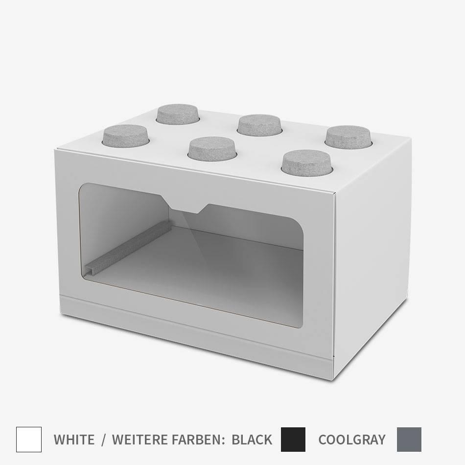 SHOWBOX COLOR - Aufbewahrung, Sneakerbox