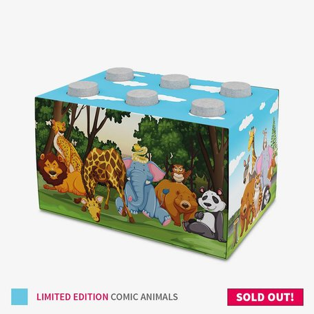 SHOWBOX LIMITED Comic Animals