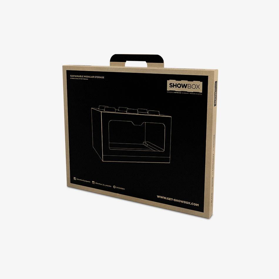 SHOWBOX LIMITED Edition - Rectangle - Aufbewahrung, Sneakerbox