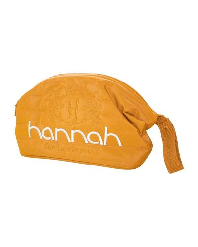 Hannah Toiletry Bag (Orange)