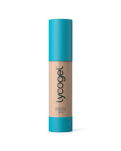 Lycogel Breathable Camouflage Ivory SPF30 20ml