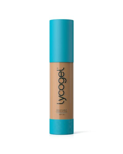 Lycogel Breathable Camouflage Honey SPF30 20ml