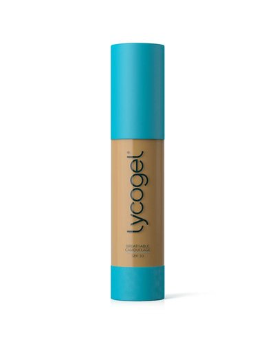 Lycogel Breathable Camouflage Caramel SPF30 20ml