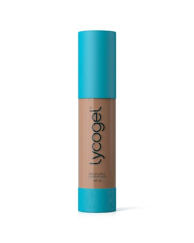 Lycogel Breathable Camouflage Amber SPF30 20ml