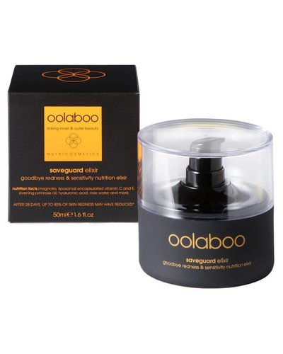 Oolaboo Saveguard Goodbye Redness & Sensitivity Nutrition Elixer 50ml