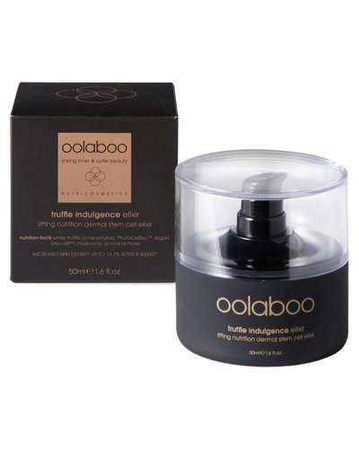 Oolaboo Truffle 40+ Indulgence Lifting Nutrition Dermal Stem Cell Elixer 50ml