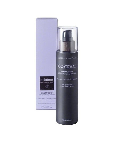 Oolaboo Smoothly Caviar Anti-Frizz Flattening Hair Bath 250ml