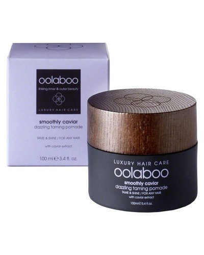 Oolaboo Smoothly Caviar Dazzling Taming Pomade 100ml