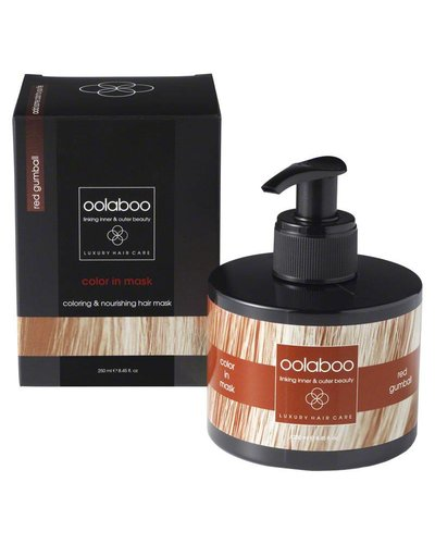 Oolaboo Color In Mask Red Gumball 250ml