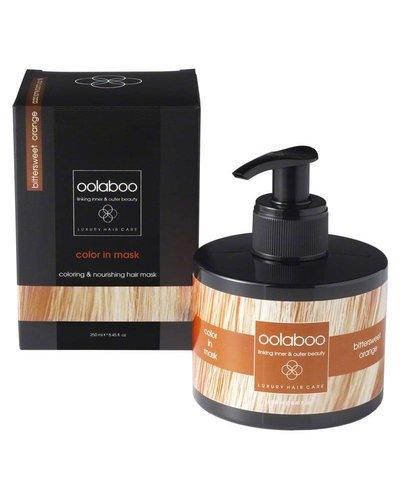 Oolaboo Color In Mask Bittersweet Orange 250ml