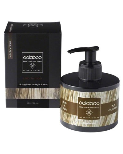 Oolaboo Color In Mask Hot Chocolate 250ml