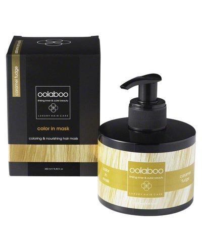 Oolaboo Color In Mask Caramel Fudge 250ml